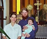 Lisa Ortega, Spyridon & Baby in Puerto Rico!
