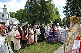 Guests at St. Tikhon's for Bishop Alejo's Consecration