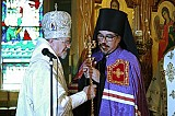 Metro. Herman & Bishop Alejo at his Consecration at St. Tikhon's