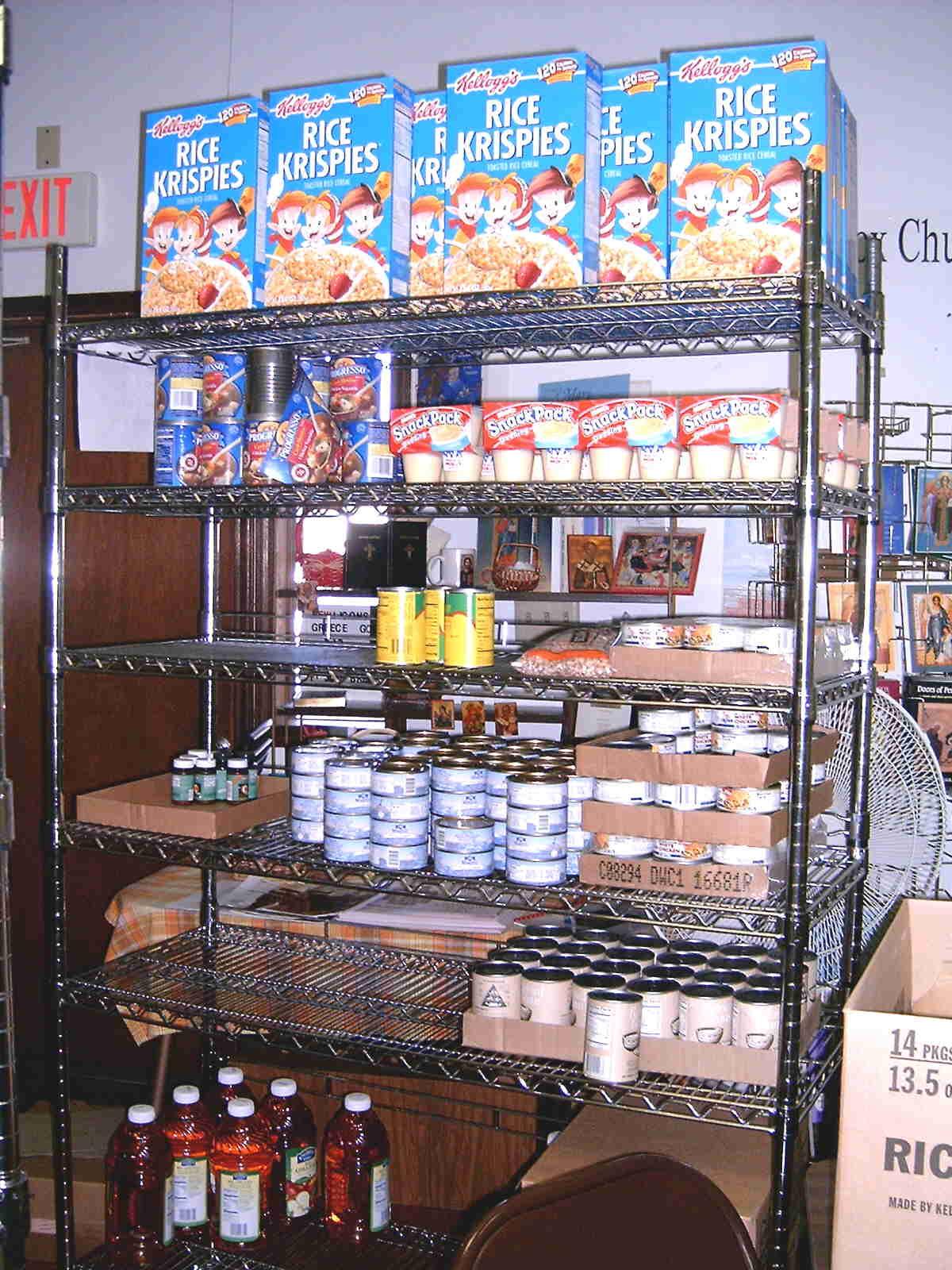 Mcallen Food Pantry