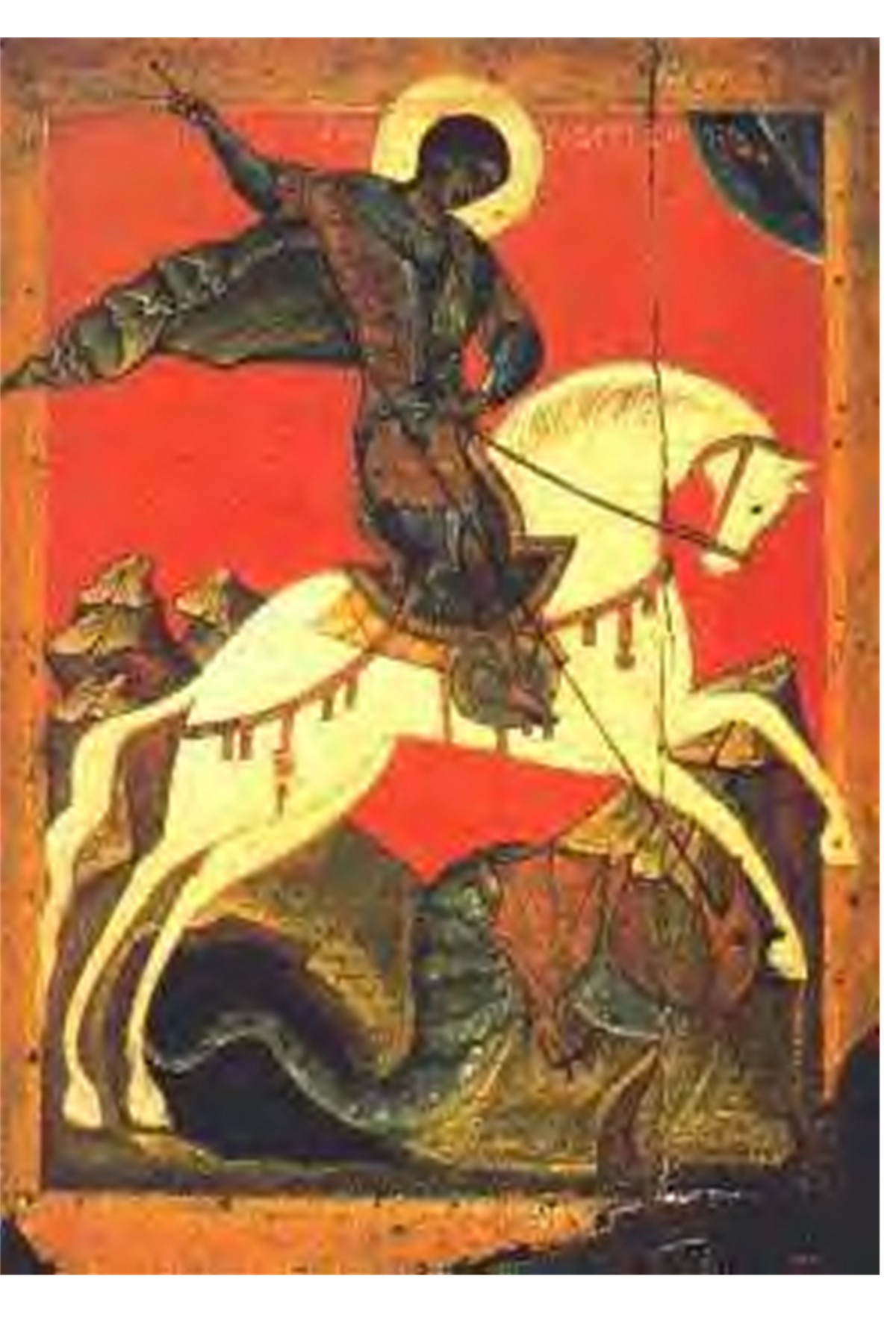 st george slaying the dragon St george the dragon slayer is one of medieval europe's greatest legends and represents the victory of good over evil  discover the origins of this famous legend.
